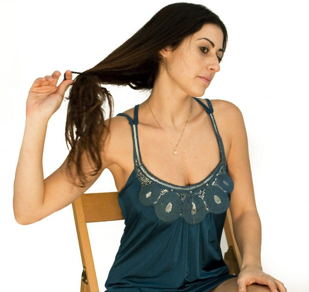 גומיה בשיער